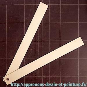 L'un de mes mesureurs d'angles. Par Richard Martens.