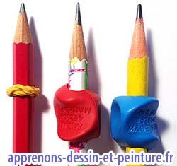 Le crayon graphite