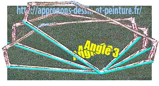 """Figure 7 : s'il n'y a pas de ligne horizontale, placer cet """"Angle 3"""" semble hasardeux ? schéma par Richard Martens."""