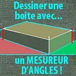 Mesureur d'angles 4 – Utilisation et cadre d'enveloppe